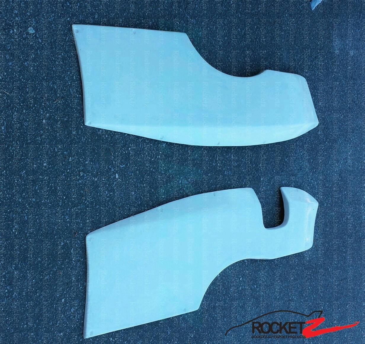 94-01 Acura Integra JDM Wide Body Rear Over Fenders Body