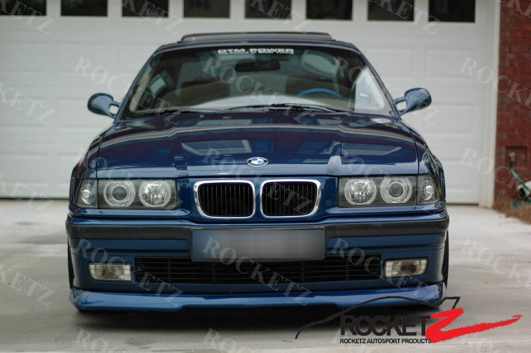 92 98 Bmw E36 318 323 325 328 Euro Rg Style Front Lip For