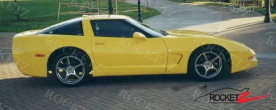 Details about Chevrolett Corvette C4 to C5 Full Conversion Body Kit USA  CANADA Chevy