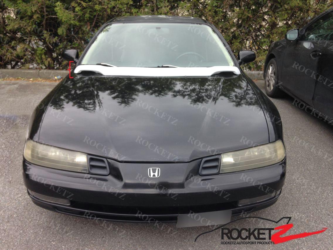 92 96 Prelude JDM Honda Access Style Hood Wing Spoiler BB1 USA
