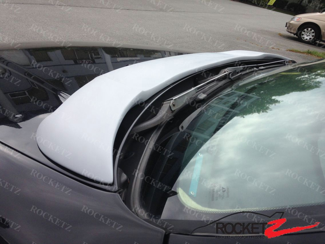 92 96 Prelude JDM Honda Access Style Hood Wing Spoiler BB1 USA