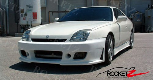 97 01 honda prelude buddy club 2 style side skirts jdm usa. Black Bedroom Furniture Sets. Home Design Ideas